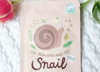 Skin79 Snail ze śluzem ślimaka