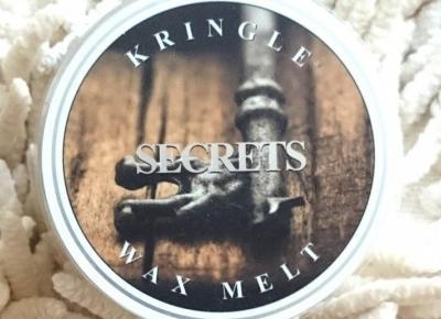 Wosk zapachowy Kringle Secret