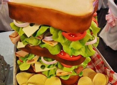 Wyjątkowe torty!