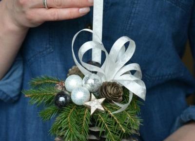 TOP 15 dekoracji bożonarodzeniowych DIY