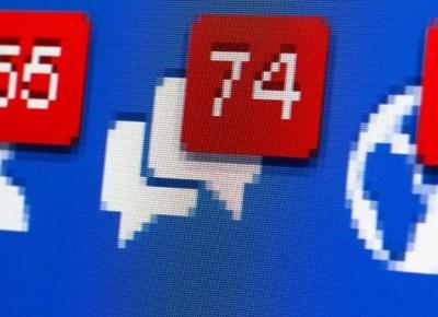 Nowy wygląd Facebooka. Koniec z niebieskim kolorem!