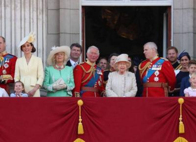 Największe skandale brytyjskiej Rodziny Królewskiej