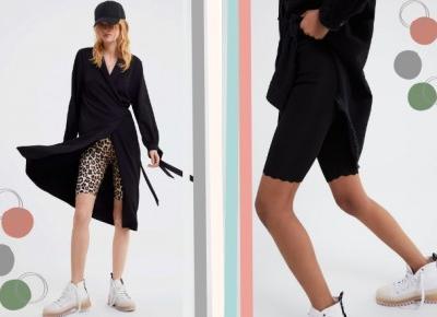 Krótkie legginsy to HIT lata 2019! Z czym je nosić?