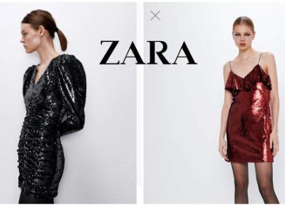 16 sukienek idealnych na sylwestra! - Przegląd sieciówek