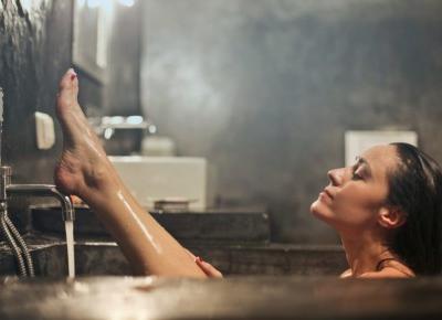 Gorąca kąpiel pozwala spalić tyle kalorii, co półgodzinny spacer!