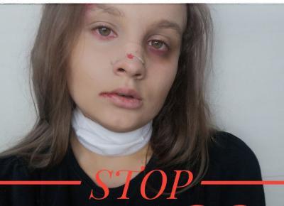 STOP PRZEMOCY