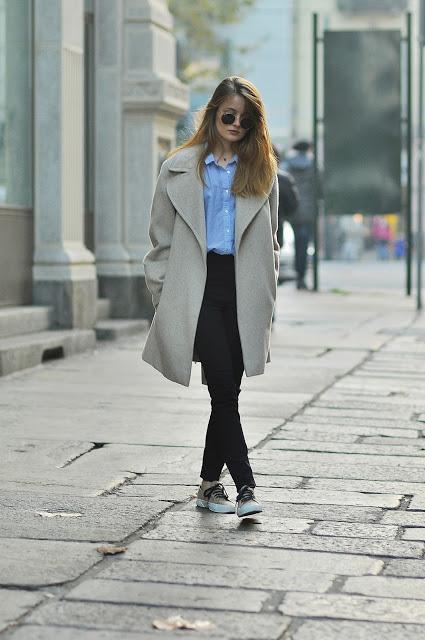 black pearl : Najlepsze stylizacje blogerek - luty
