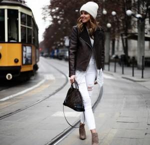 black pearl : Najlepsze stylizacje blogerek - styczeń