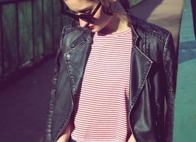 black pearl : Look of The Day - wiosenna stylizacja