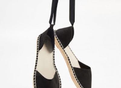black pearl : Idealne buty na lato z sieciówek