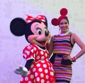 Kraina Disneya: SPOTKANIE Z MYSZKĄ MINNIE