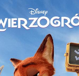 Kraina Disneya: [RECENZJA] ZWIERZOGRÓD | GALAPAGOS