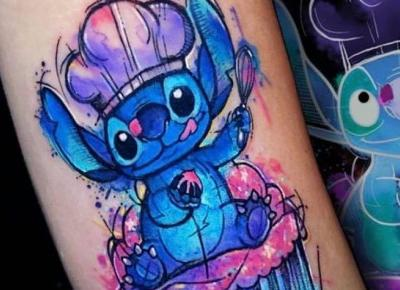 Oto najpiękniejsze tatuaże z motywami z bajek Disneya. Zamarzysz, aby je mieć