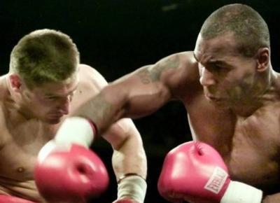 Kocham boks: Wspomnienie: walka Tysona z Gołotą
