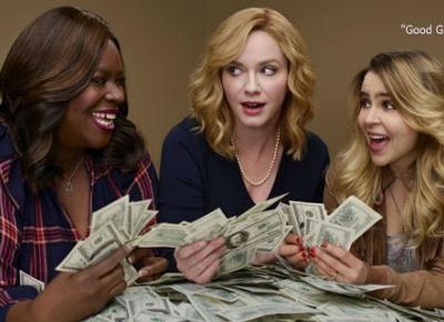 KDC serialowo: Good Girls - Kwadrans dla Ciebie