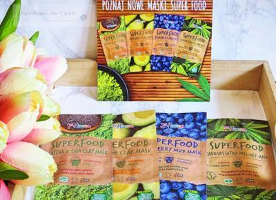 7th Heaven Superfood - nowa seria masek do twarzy - Kwadrans dla Ciebie