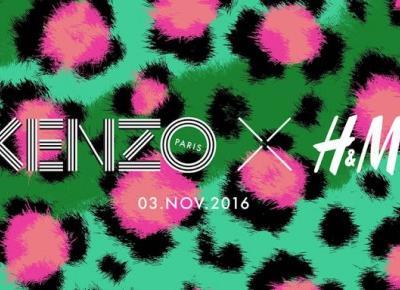 Ola and Paula: Kenzo X H&M