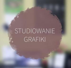 LadyAwa Blog: Studiowanie grafiki - jak to było?