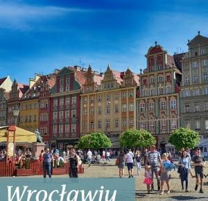 LadyAwa Blog: Dzień we Wrocławiu!
