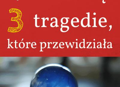 3 tragedie, które przepowiedziała prof. Trelawney