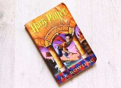 20-lecie Harry'ego Pottera - nowy cykl na blogu