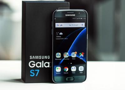 Samsung Galaxy S7 oraz S7 Edge otrzymują Android Nougat!! | Pecetowe Ciekawostki