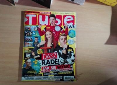 TubeNews - Stuu, Littlemoonster, Blowek i inne gwiazdy Youtuba. - Kto to czyta? | Leniwiec pisze