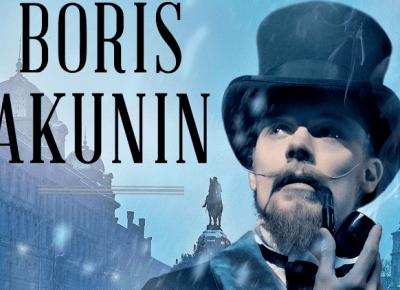 Planeta Woda - Boris Akunin | Leniwiec pisze