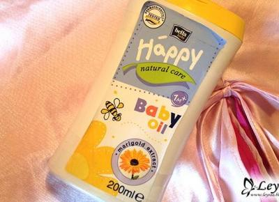 Olejek Bella Baby Happy Natural Care Baby Oil | Blog Fashion and Beauty - Personal by Leyraa