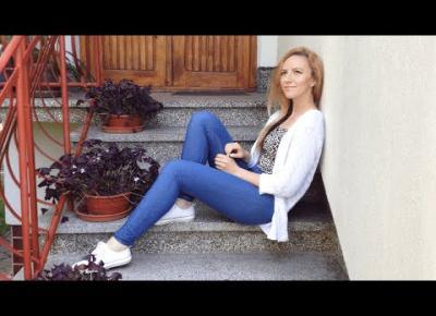 DIY farbowanie jeansów na granatowo w domowych warunkach 👖