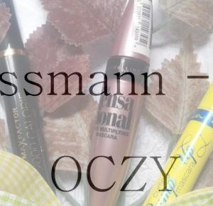 HAUL Rossmann -49% OCZY | Z życia wzięte