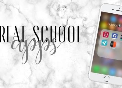 Great School Apps!