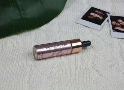Makeup Revolution Liquid Highlighter | Review