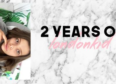 2 years of this blog! + surprise!
