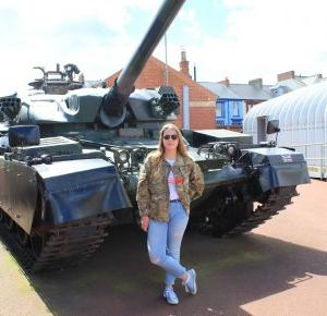 31.07.16 | Heugh Gun Battery Museum