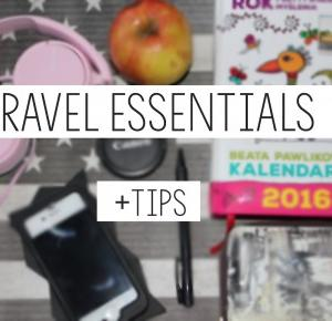 TRAVEL ESSENTIALS   TIPS