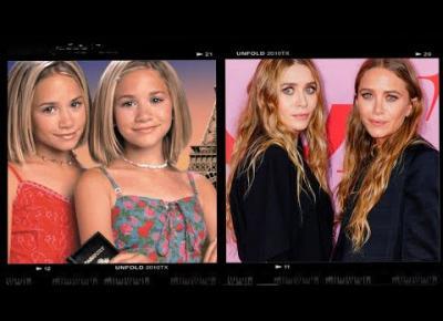 Bliźniaczki #Olsen -sekrety dzieciństwa traumy i pewne zdarzenia które wpłynęły na ich życie