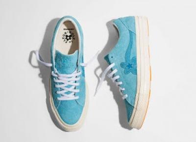 Converse x Golf Le Fleur One Star