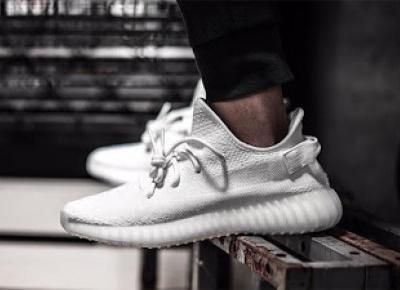 Kanye West i nowe Yeezy 350 V2 już w kwietniu?