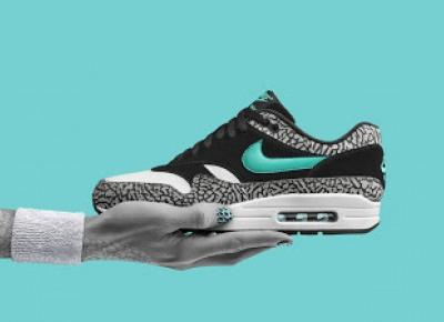 Nike Air Max 1 Atmos Elephant na Air Max Day 2017