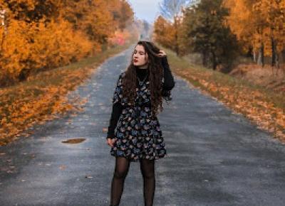 ,: 🍂 Przegląd jesiennych stylizacji! 🍂+ triki jesienne