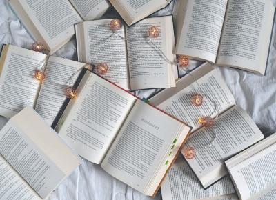 Kwietniowe podsumowanie - Borenium - Books and good tea