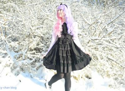 Lucy-chan: ❅Gothic Lolita Winter Session❅