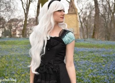 Lucy-chan: ✞Spring Gothic Lolita Session✞