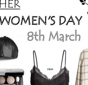 MaybeFashion   by CLAUDIA: Gifts for HER: Women's Day