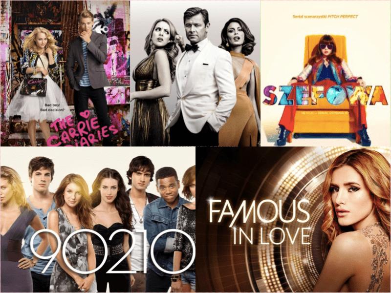 5 seriali,które nie są popularne ale warte zobaczenia !