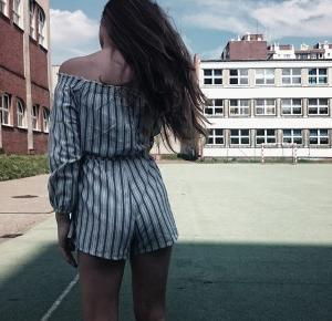   'CAUSE I'VE STILL GOT A LOT OF FIGHT LEFT IN ME'   ZAFUL.COM - Mademoiselle