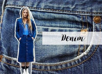 Magdeł: Jeans- Ponadczasowy Materiał
