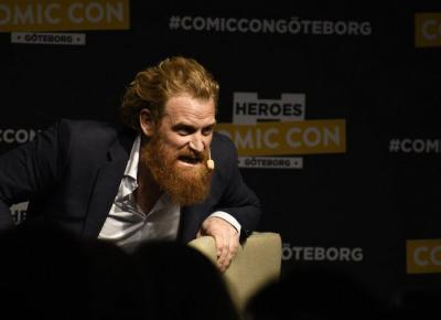 Netflix: Zamykamy plan serialu Wiedźmin. Kristofer Hivju zarażony koronawirusem