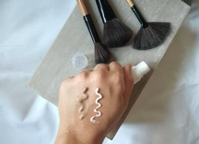 Moja ulubiona baza pod makijaż - Malinowe C.